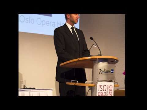 Trond Giske; Opening speech at the 33rd General Assembly 2010, hosted by Standards Norway