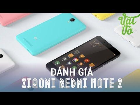 Vật Vờ| Đánh giá chi tiết Xiaomi Redmi Note 2