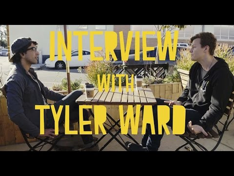 Tyler Ward on Music, Fame, And Taking Risks - Interview on the Johnny You Show