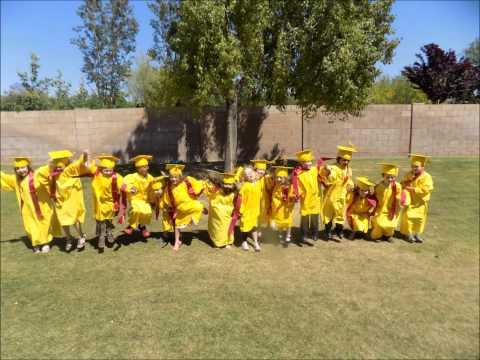 Anderson Preparatory Academy North Phoenix Campus Preschool Graduation 2015 Slideshow