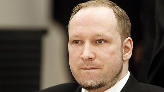 Anders Breivik klagt gegen Haftbedingungen