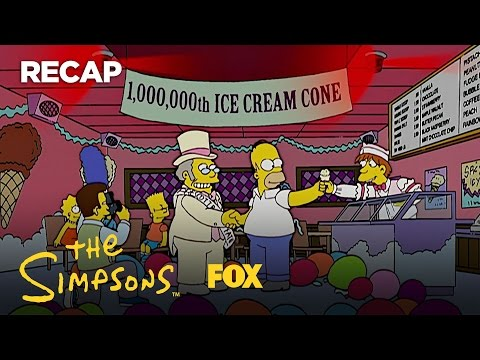 The 400th Episode! | Season 28 | THE SIMPSONS