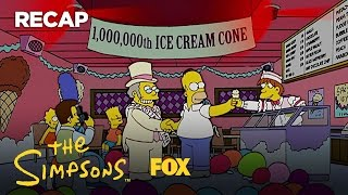 The 400th Episode! | Season 28 | THE SIMPSONS(A look back at the 400th episode of THE SIMPSONS. Subscribe now for more The Simpsons clips: http://fox.tv/SubscribeAnimationDomination Watch more ..., 2016-10-14T21:13:49.000Z)