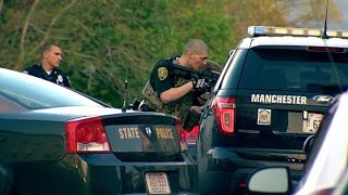 Shelter In Place Lifted After Two Officers Shot In Manchester, N.H.