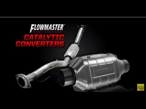 Flowmaster Direct-Fit Catalytic Converter 1996-2000 Tahoe/Yukon 5 7L V8