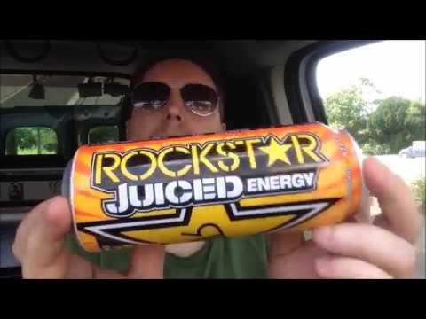 Rockstar Juiced Energy Mango Orange Passionsfrucht Energy Drink