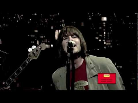 (720HD Quality) Beady Eye - The Roller @ Letterman Show