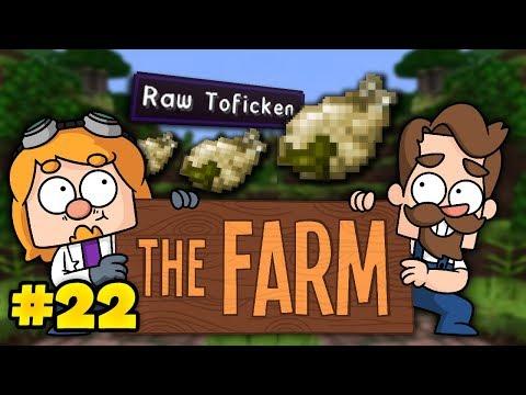 Minecraft The Farm #22 - We Go Vegan