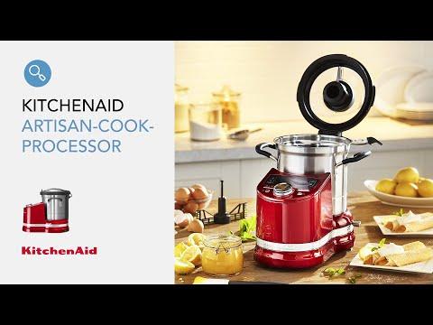 kitchenaid artisan cook processor 5kcf0103 ab 779 00 preisvergleich bei. Black Bedroom Furniture Sets. Home Design Ideas