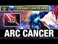 ARC CANCER!!! - Meracle Plays Arc Warden - Dota 2