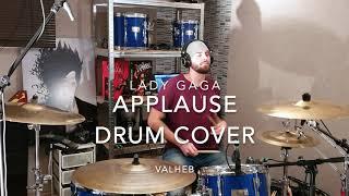 Valheb - lady gaga applause (drum ...