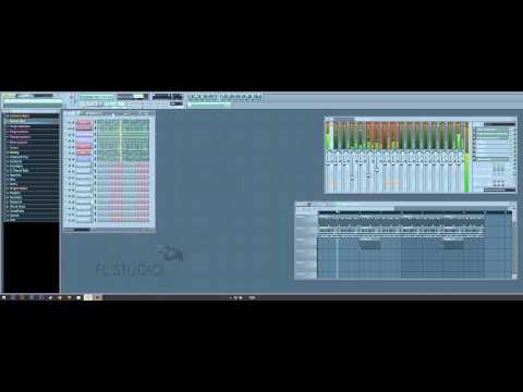 Ritm Manea 2015 FL Studio