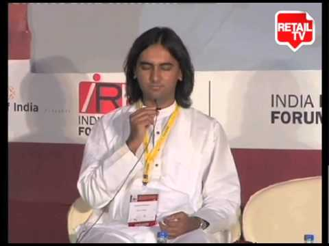 ART OF LIVING - 'Empowering Retail Minds' by Shri Arvind Varchaswi