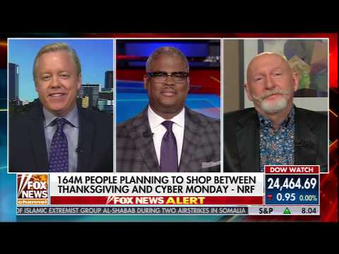 Larry Winget on Fox News - Holiday Spending - LW#404
