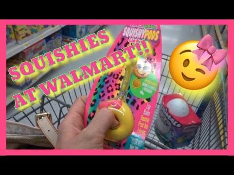 squishies at walmart vlog