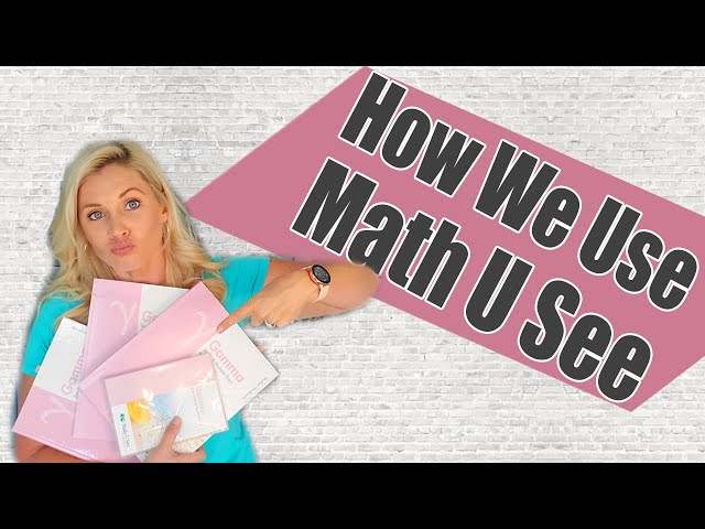 HOW WE USE MATH U SEE   3rd Grade Math Curriculum   Demme Learning   Timberdoodle Curriculum Kit