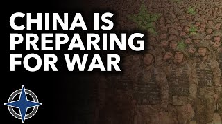 China is preparing for war