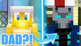 Minecraft | Nintendo Fun House | TYLER FOUND HIS MISSING DAD?! *shocking* [342]