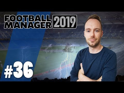 Let's Play Football Manager 2019 | Karriere 1 - #36 - Fixieren wir den Aufstieg?