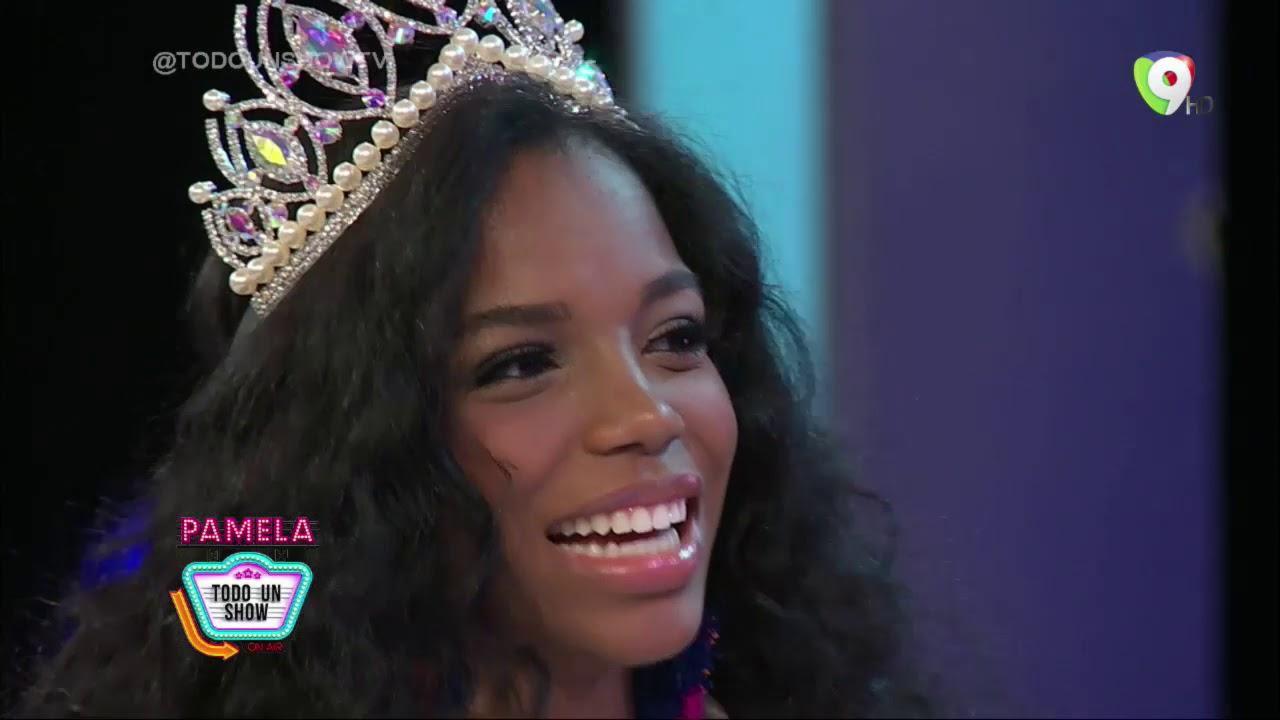 La Miss República Dominicana Universo, Clauvid Daly