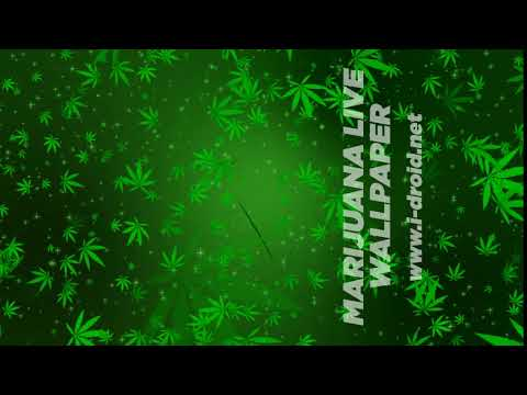 """Medical Marijuana Live Wallpaper-Designed specifically for people """"who don't smoke weed to escape reality, but smoke weed to enjoy reality even more!"""""""