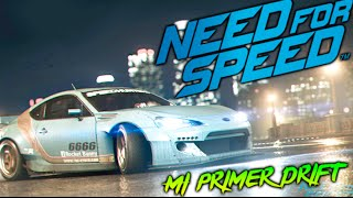 MI PRIMER DRIFT EN NEED FOR SPEED Y FUGA !! NEED FOR SPEED GAMEPLAY Makiman