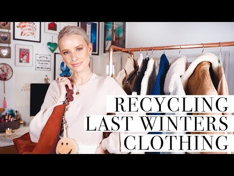 WINTER OUTFITS YOU ALREADY OWN. Restyling my wardrobe for Fall/Winter