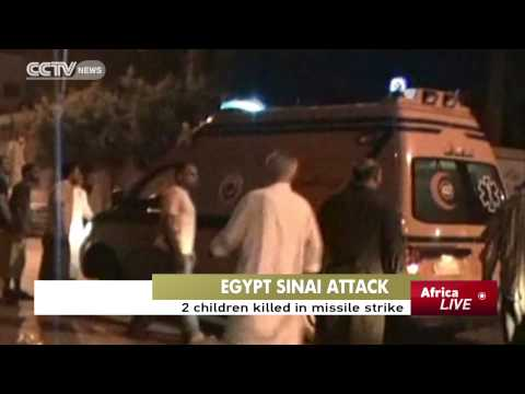 Islamic State's Egypt Wing Claims Sinai Attacks