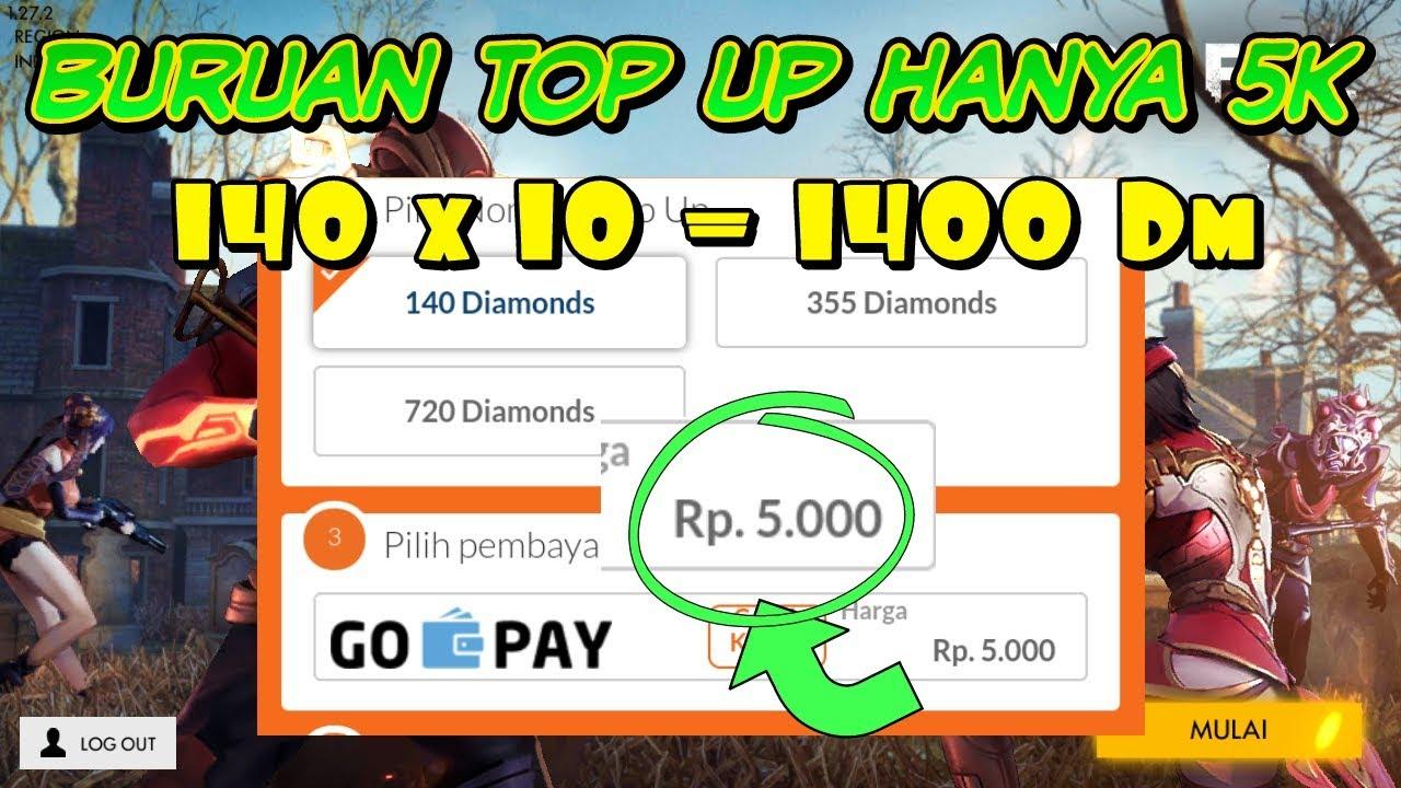 Promo Codashop Membuat Player Ff Menjadi Sultan Youtube