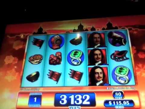 St Petersburg bonus win