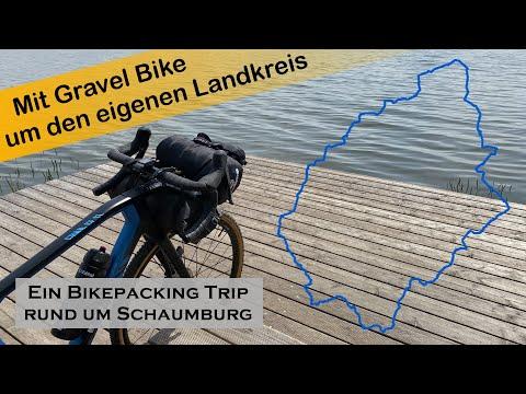 Bikepacking/Overnighter mit Gravel