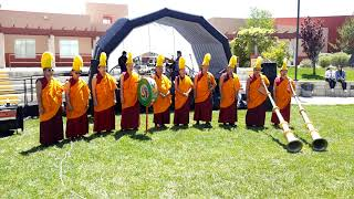 Drepung Loseling Monastery   Green Tara Chanting Meditation MOV 0822