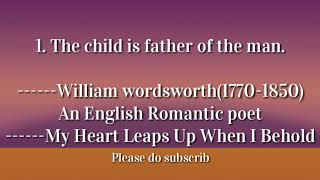 QUOTES ABOUT CHILDREN##1|| FOR ADVANCED LEARNERS