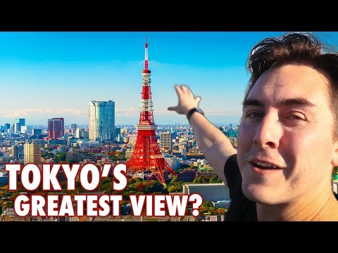 Where is Tokyo's Greatest View?