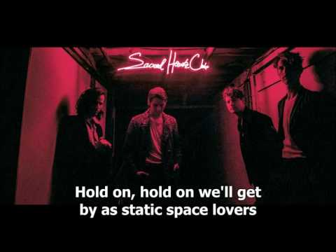 Foster The People - Static Space Lover (Lyrics)