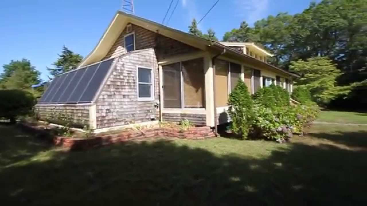 Osterville craftsman style bungalow for sale youtube for Craftsman style bungalow for sale