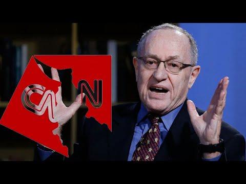 Will Dershowitz BREAK CNN?!?