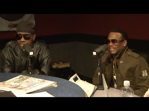 Jodeci stops by Hot97, discusses first new album in 20 years...
