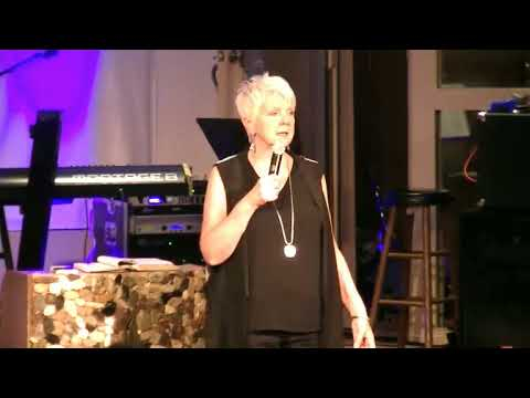18th August 2017 Glory Conference Session 3 Patricia King 10 am