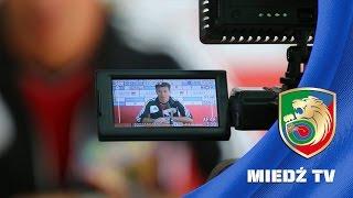 Miedź TV:  Konferencja prasowa przed meczem z Wisłą Płock