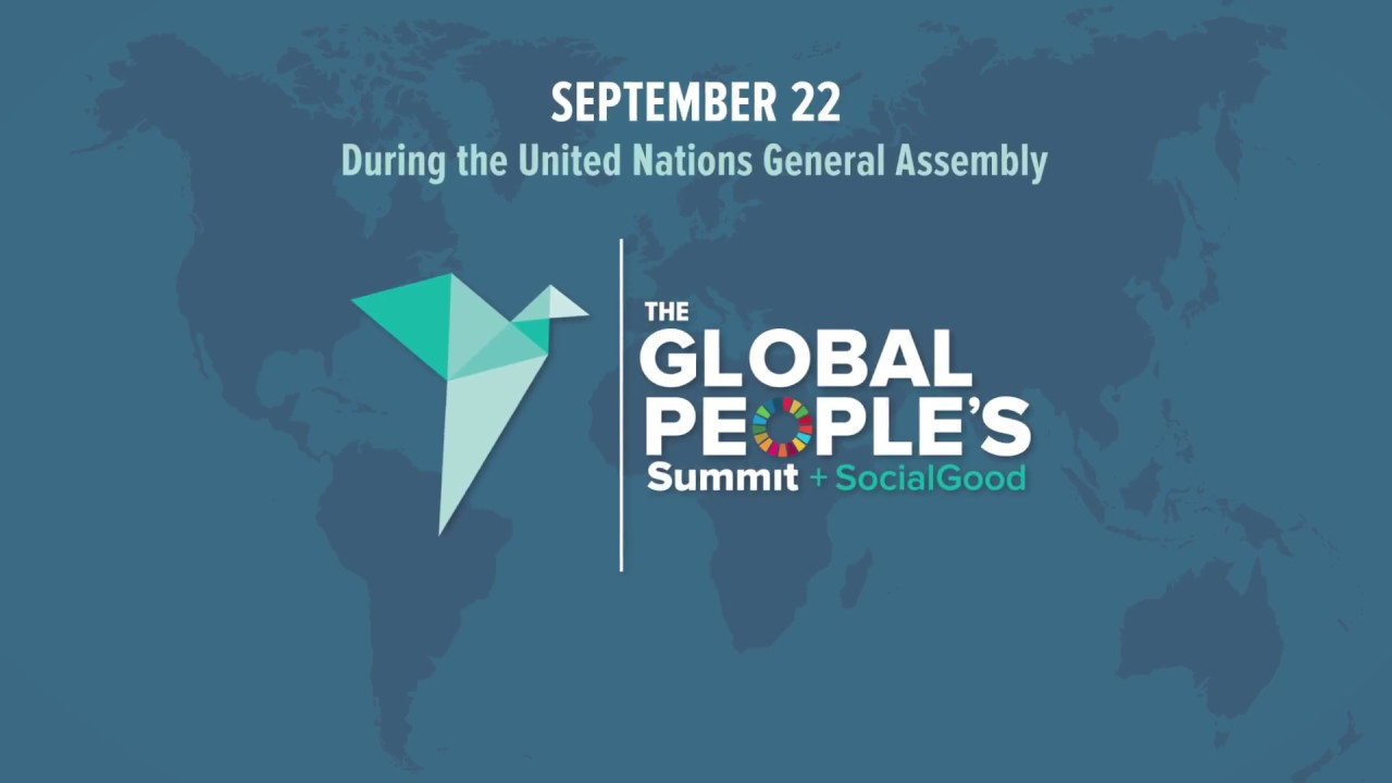 The Global People's Summit +SocialGood | 2017