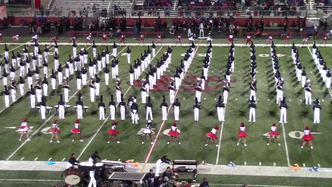 Duncanville Marching Band 10-6-17