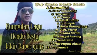 Top Hits -  Hendy Restu Full Lagu Pop Sunda Bikin Baper