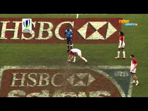 2015 Japan IRB Rugby Sevens World Series France VS New Zealand 1/2