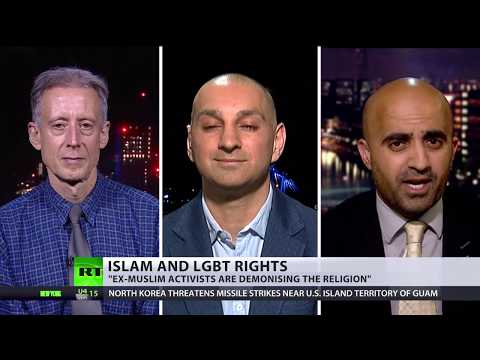 Ex-Muslims clash with mosque over homophobia in London (DEBATE)