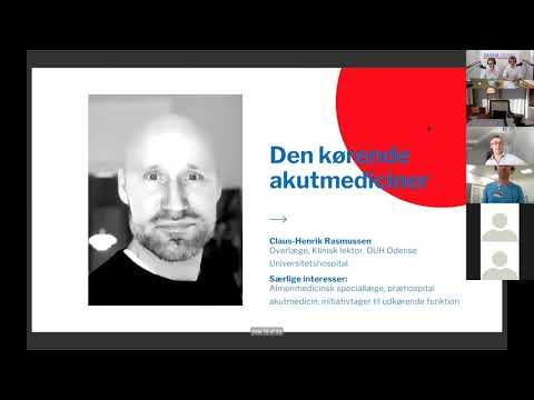 DASEM Årsmøde 2021 - Claus-Henrik Rasmussen - Den kørende akutmediciner