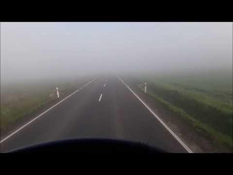 Na czołówke we mgle