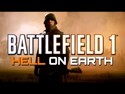 Battlefield 1: 91 KILLS - This Map is Hell on Earth (They Shall Not Pass DLC Gameplay)