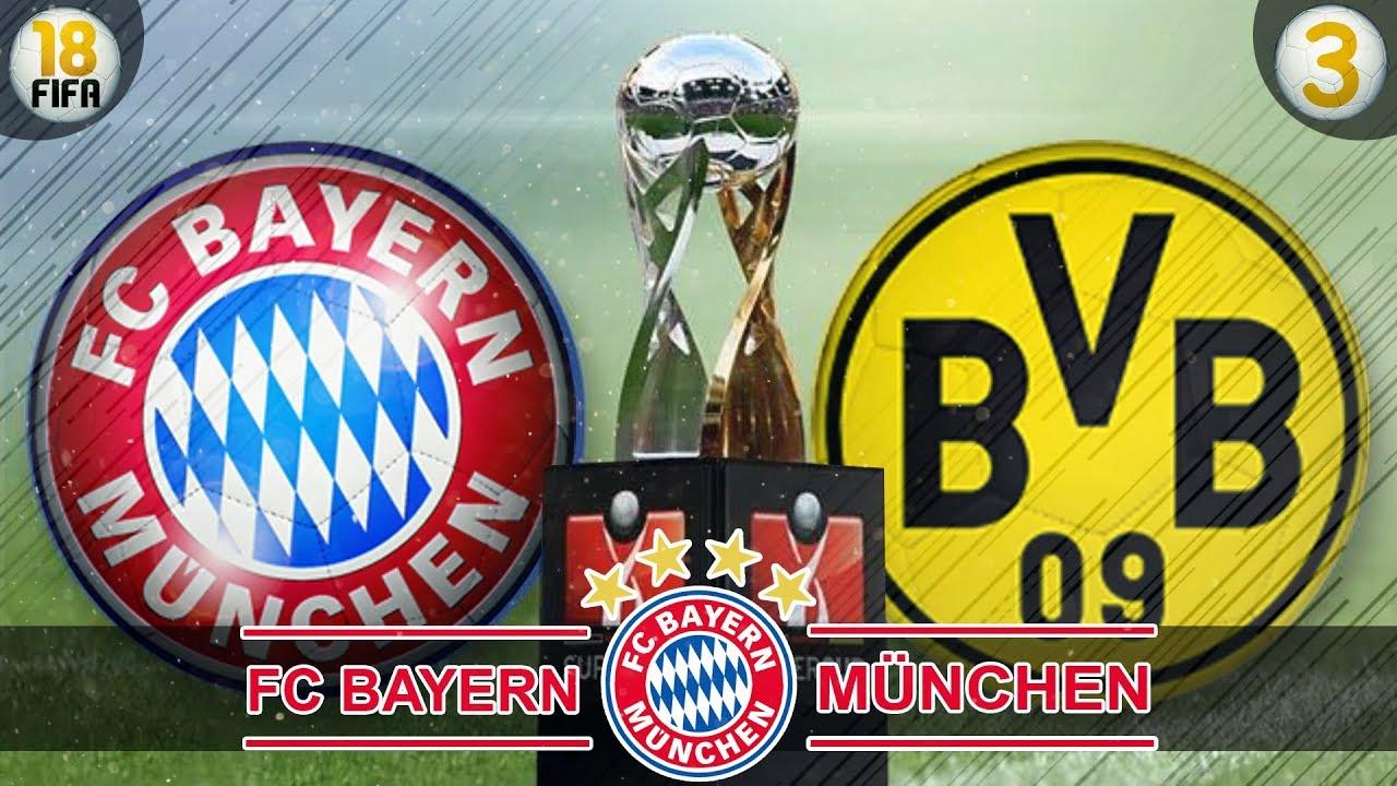 Supercup Dortmund Gegen Bayern