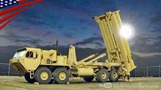 THAADミサイルによるミサイル防衛試験に成功 - 2017/07/30
